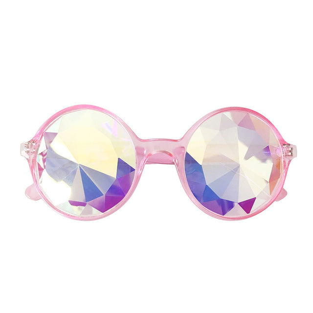 Polychromatic Rave Sunglasses - whimsyandever