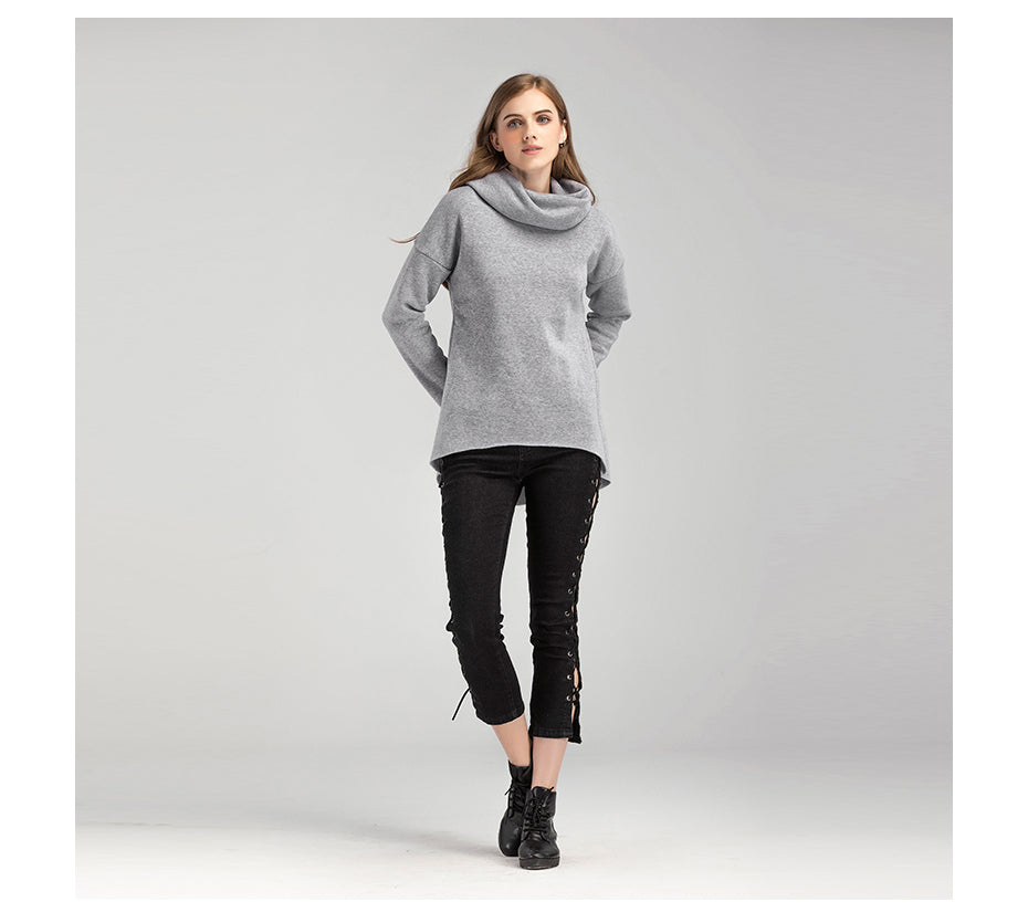 Boat Neck Eve Pullover - whimsyandever