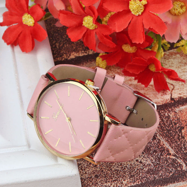 Crosshatch Princess Watch - whimsyandever