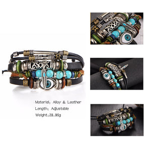 Turkish Evil Eye Bracelet - whimsyandever