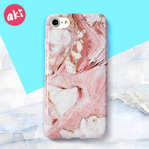 Marble Dreams Phone Case - whimsyandever
