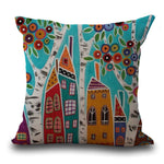Fantasy Land Cushion Cover - whimsyandever