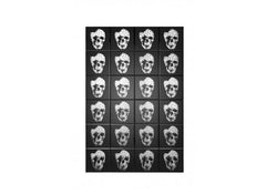 Mirrored Skull Print  picture- Blue Ocean Interiors