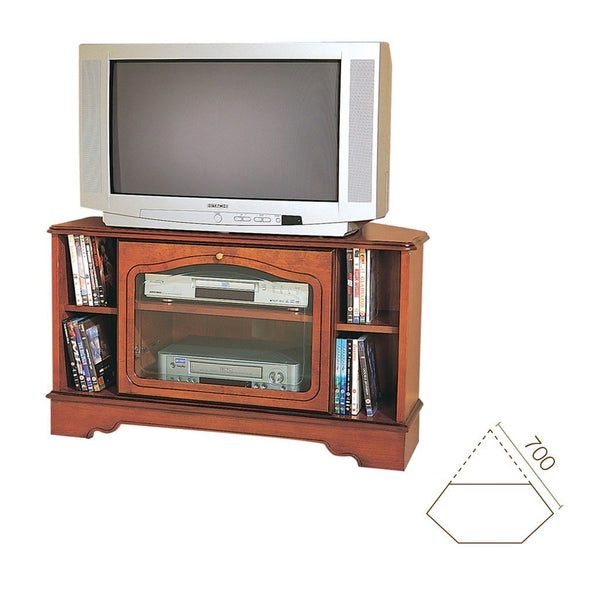 GolaCherry Corner Wide Screen Entertainment UnitBlue Ocean Interiors