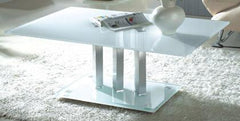 ExclusiveArctic White Coffee TableBlue Ocean Interiors