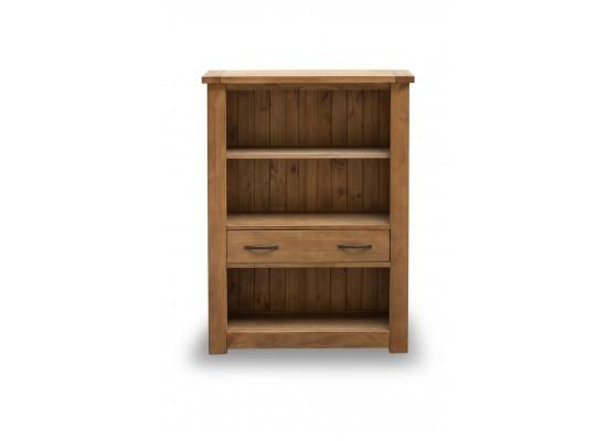 LPD FurnitureBoden Solid Pine BookcaseBlue Ocean Interiors