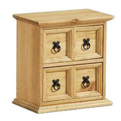 Heartlands FurnitureCorona CD Storage Unit in Distressed Waxed Light PineBlue Ocean Interiors
