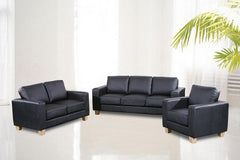 Heartlands FurnitureChesterfield Suite 3+2+1 in PU Finish 3 Colours AvailableBlue Ocean Interiors