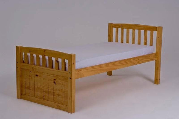 Heartlands FurnitureCaptain 3'0'' Single Bedstead in Pine FinishBlue Ocean Interiors