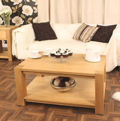BaumhausAston Oak Coffee Table MediumBlue Ocean Interiors