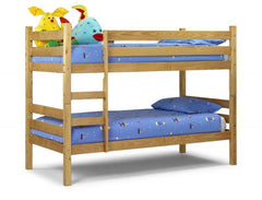 Wyoming Pine Bunk Bed  bunk bed- Blue Ocean Interiors