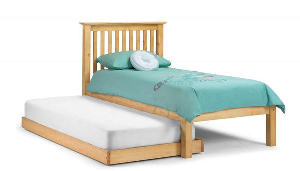 Julian BowenBarcelona Hideaway Bed in Pine FinishBlue Ocean Interiors