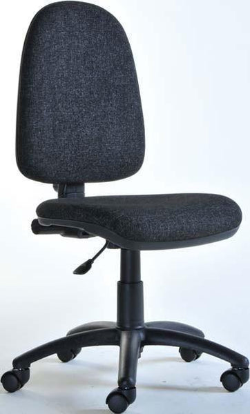 Dams InternationalBilbao Budget Operator Fabric Adjustable Arms Office ChairBlue Ocean Interiors