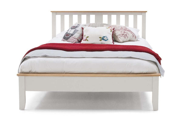 Vida LivingChambery Bedroom 5'0'' Low Footboard Kingsize BedBlue Ocean Interiors