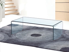 Heartlands FurnitureAngola Coffee Table in Clear GlassBlue Ocean Interiors
