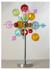 Febland6 Light Multicoloured Ball Table LampBlue Ocean Interiors