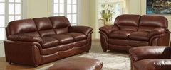 Heartlands FurnitureFernando Full Bonded Leather 3+2 Sofa SetBlue Ocean Interiors