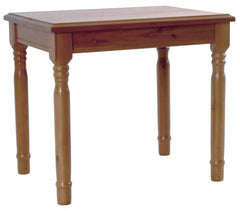 Skagen Dressing Table Stool in Pine  dressing table- Blue Ocean Interiors