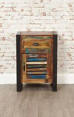 Urban Chic 1 Door 1 Drawer Lamp Table  side table- Blue Ocean Interiors