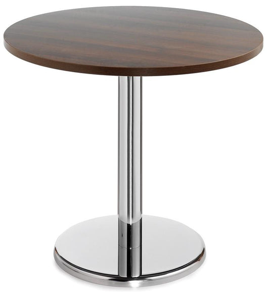 Dams InternationalBistro 600mm Round Poser Table With Trumpet BaseBlue Ocean Interiors