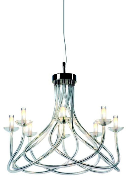 Impex LightingBorosi CO012092/08/CH Pendant LightBlue Ocean Interiors