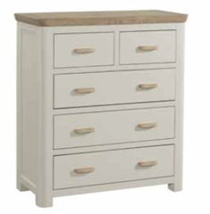 Treviso Painted 2+3 Drawer Chest