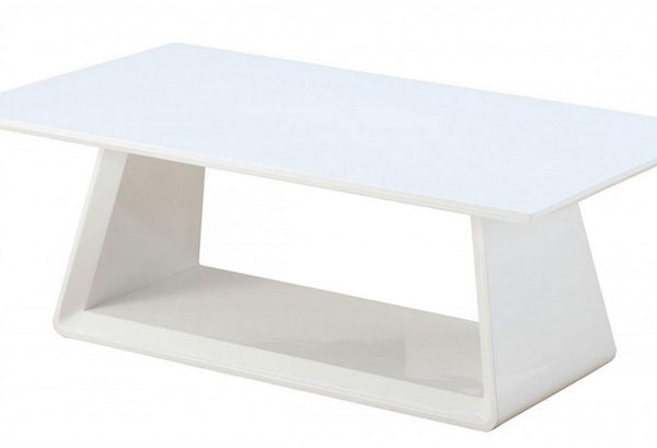 ExclusiveAsti Coffee Table in Gloss WhiteBlue Ocean Interiors