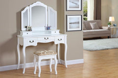 TGC FurnitureAlice Dressing Table SetBlue Ocean Interiors