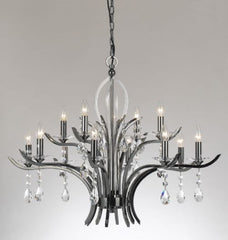 Turin CF911231/8+4/GM Pendant Light