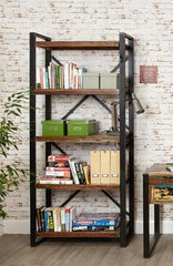 Urban Chic Large Open Bookcase  bookcase- Blue Ocean Interiors