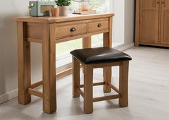 Vida LivingBreeze Dressing Table & Stool SetBlue Ocean Interiors