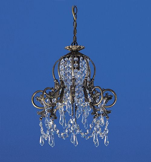 Impex LightingBell ST00241/30/01/N Pendant LightBlue Ocean Interiors