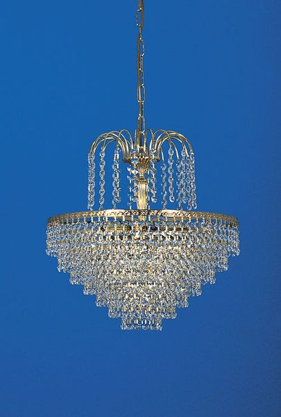 Impex LightingBonn ST00018/40/05/G Pendant LightBlue Ocean Interiors