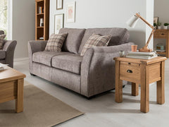Vida LivingArran 3 + 1 + 1 Seater Sofa Set in Grey FinishBlue Ocean Interiors