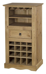 Heartlands FurnitureCorona Wine RackBlue Ocean Interiors