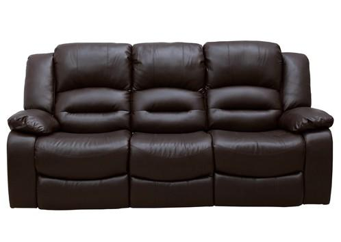 Vida LivingBarletto 3 Seater Leather SofaBlue Ocean Interiors