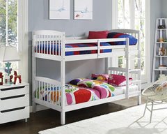 TGC FurnitureBecket White or Pine Bunk BedBlue Ocean Interiors