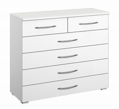 Molmo 4 + 2 Drawer Chest  chest of drawers- Blue Ocean Interiors