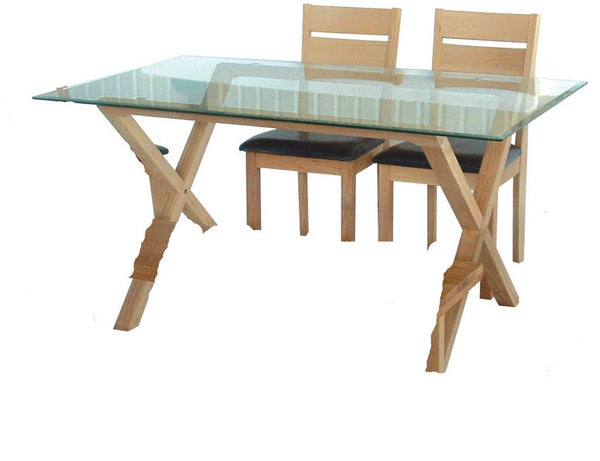 LPD FurnitureCadiz Dining Table OnlyBlue Ocean Interiors