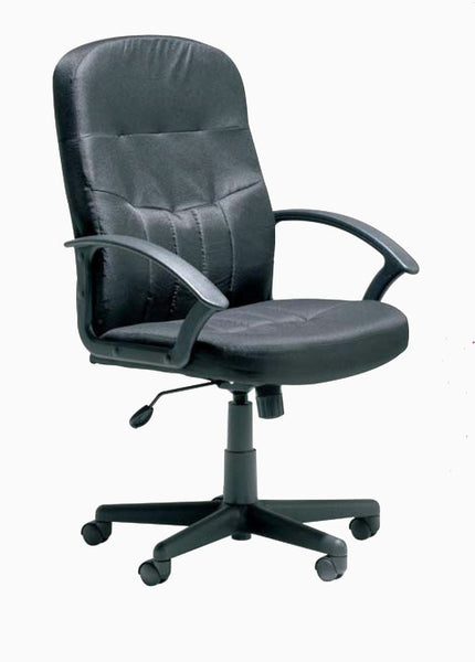 Dams InternationalCavalier Managers Leather Faced Office ChairBlue Ocean Interiors