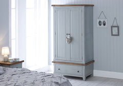 Vida LivingAbingdon Bedroom WardrobeBlue Ocean Interiors