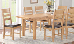 Newbridge 5' x 3' Extension Dining Table