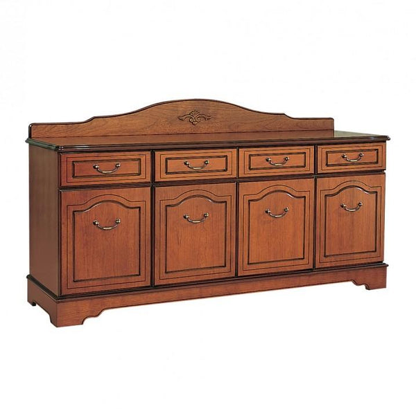 GolaCherry 4 Door 4 Drawer SideboardBlue Ocean Interiors