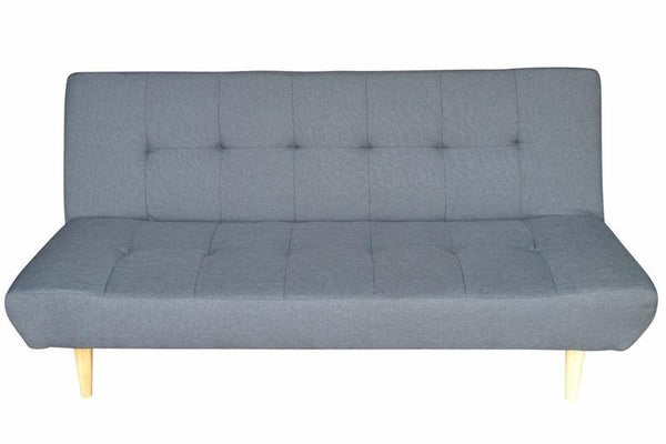 TGC FurnitureCharcoal Fabric Sofa BedBlue Ocean Interiors