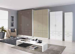 RauchCelle Single Door Combi WardrobeBlue Ocean Interiors