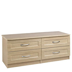 Staccato 2 Drawer Double Chest  chest of drawers- Blue Ocean Interiors
