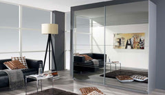 Koblenz Sliding Door Wardrobe 226cm Wide  sliding door wardrobe- Blue Ocean Interiors