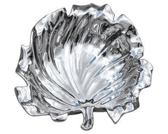 Silver Ceramic Ornament  ornament- Blue Ocean Interiors