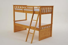 Heartlands FurnitureCaptain 3'0'' Single Bunk in Pine FinishBlue Ocean Interiors
