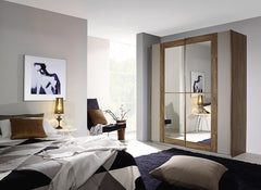 RauchAmberg Hinged Door Wardrobe 226cm WideBlue Ocean Interiors
